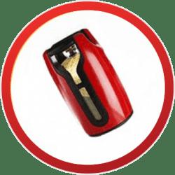 монтаж натяжных потолков - взрывобезопасные газовые баллоны