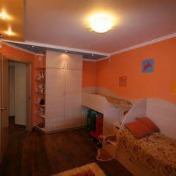 Натяжной потолок в детской - галерея Строй Комфорт