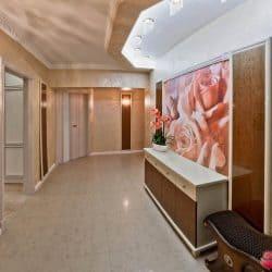 Двухуровневый натяжной потолок - галерея Строй Комфорт