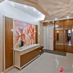 Натяжной потолок в прихожей (коридоре) - галерея Строй Комфорт
