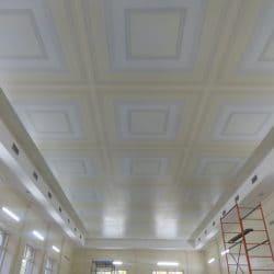Натяжной потолок с фотопечатью Плиты - галерея Строй Комфорт
