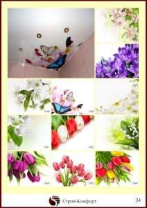 "Каталог фотопечати ""Тюльпаны"" Строй Комфорт 34 страница"