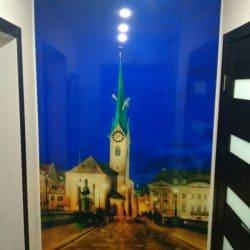 Натяжной потолок и фотообои - галерея работ Строй Комфорт