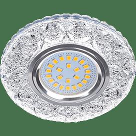 Лампа для натяжного потолка MR16 с подсветкой бабочки