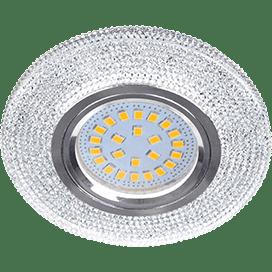 Лампа для натяжного потолка MR16 с подсветкой модерн