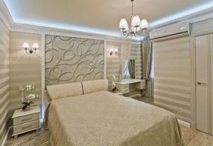 Тканевые потолки Descor с подсветкой по доступной цене в Кирове