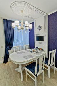 Тканевые потолки Descor в ванной - смотреть цены в Кирове